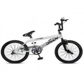 Abrar Big Daddy Rooster 20 inch BMX Freestyle fiets White
