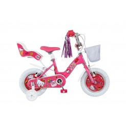 Altec Hello Kitty 12 inch meisjesfiets Roze