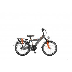 Altec Hero 20 inch jongensfiets Dark Orange Remnaaf