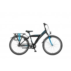 Altec Hero 26 inch jongensfiets Deep Sky Blue