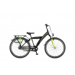 Altec Hero 26 inch jongensfiets Lime Green