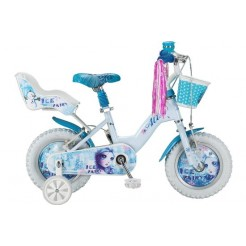 Altec Ice Fairy 12 inch meisjesfiets Wit
