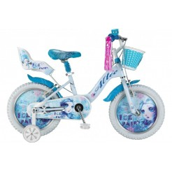 Altec Ice Fairy 16 inch meisjesfiets Wit