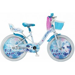 Altec Ice Fairy 20 inch meisjesfiets Wit