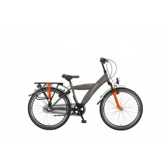 Altec Speed 24 inch jongensfiets Dark Orange N3