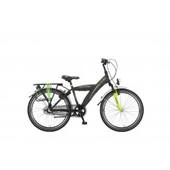 Altec Speed 24 inch jongensfiets Lime Groen N3