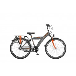 Altec Speed 26 inch jongensfiets Dark Orange N3