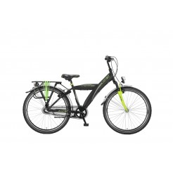 Altec Speed 26 inch jongensfiets Lime Green N3