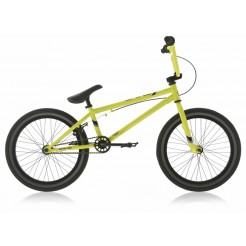 Diamondback Grind 20 inch BMX fiets Yellow