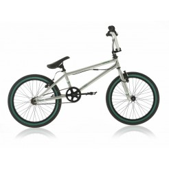 Diamondback Option 20 inch BMX fiets Zilver