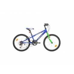 Marlin Adam 20 inch mountainbike Blauw/Groen Shimano 6SP
