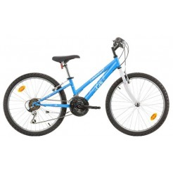 Marlin Eva 24 inch mountainbike Blue Shimano 18SP