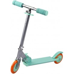Scooter Step groen/oranje