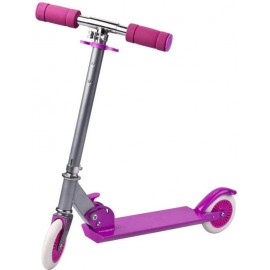 Scooter Step lila