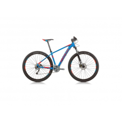 Shockblaze R5 H15.5 29 inch mountainbike Blue Red Shimano 24SP HDISCB
