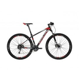 Shockblaze R5 H17 29 inch mountainbike Black Red Shimano 24SP HDISCB