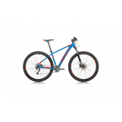 Shockblaze R5 H17 29 inch mountainbike Blue Red Shimano 24SP HDISCB