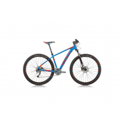 Shockblaze R5 H19 29 inch mountainbike Blue Red Shimano 24SP HDISCB