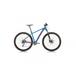 Shockblaze R5 H20.5 29 inch mountainbike Blue Red Shimano 24SP HDISCB