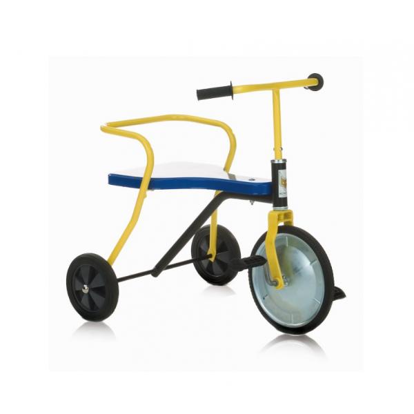 Ongekend Tricycles Classic driewieler met houten zitting Blauw NW-76