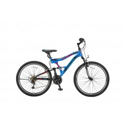 Umit Albatros 26 inch mountainbike Red/Black