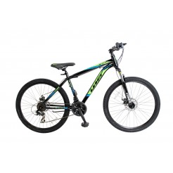 Umit Arcus 2D 26 inch mountainbike Green/Black