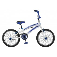 Umit Blue Power 20 inch BMX fiets