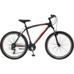 Umit Camaro 24 inch mountainbike Red/Black