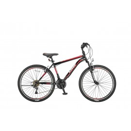 Umit Kronos 26 inch mountainbike Red/Black