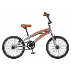 Umit Orange Power 20 inch BMX fiets