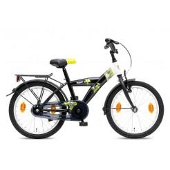 Bike Fun 4 kinderfiets Jump 18 inch (wit zwart)