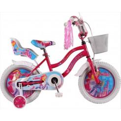 Altec Princess 12 inch Roze meisjesfiets
