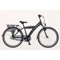 Altec Speed 26 inch Zwart-Blauw jongensfiets N-3 2015