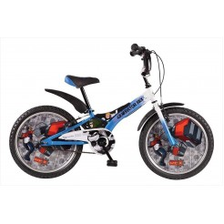 Bisiklet BK Generator REX 20 inch Blauw jongensfiets